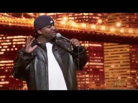 Aries Spears - Hollywood look I'm smiling - full length UNCENSORED
