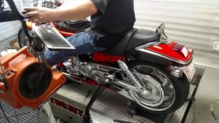 10. 2006 Screaming Eagle Vrod Dyno Run