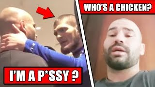 Video What Khabib said to Artem Lobov ? (FULL TRANSLATION) MP3, 3GP, MP4, WEBM, AVI, FLV Oktober 2018