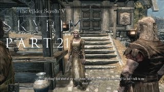 This week, I return to Whiterun and decide to help the wanted Saadia. Like and favourite if you enjoyed the video, subscribe to see...