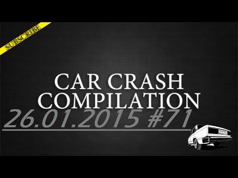 Car crash compilation #71 | Подборка аварий 26.03.2015