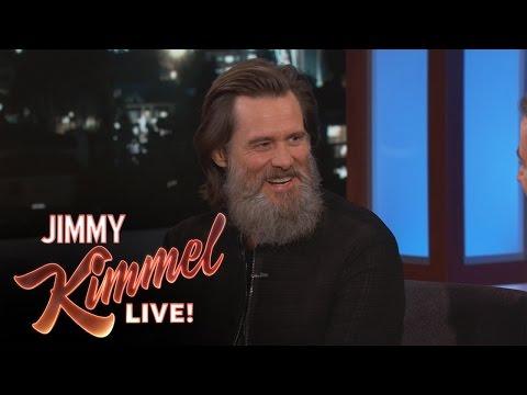 Jim Carrey Reveals He Got Mites from Birds