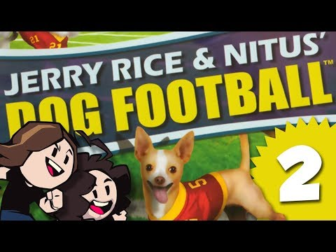 Jerry Rice's Dog Football: Pooch Sports - PART 2 - Game Grumps VS