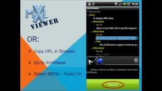 Xml Viewer YouTube video