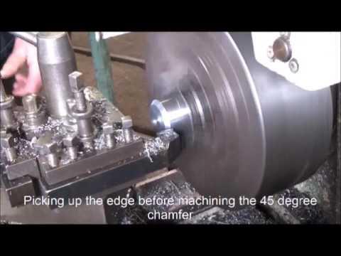 Superheater Header Plug Making