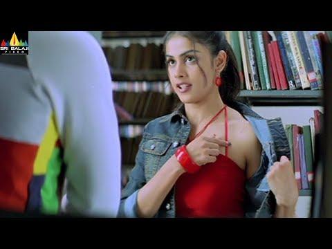 Sye Movie Nithiin and Genelia Scenes Back to Back | Telugu Movie Scenes | Sri Balaji Video