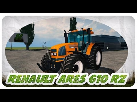 Renault Ares 610 RZ v3.0 MR