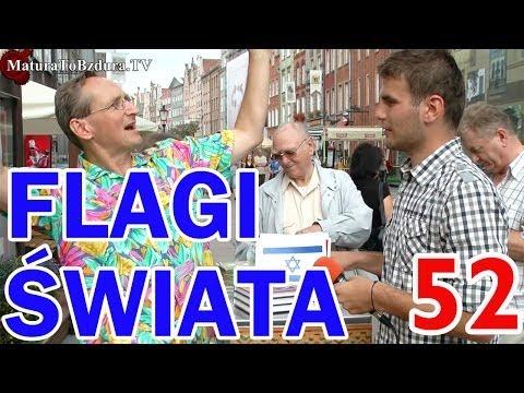 Matura To Bzdura - FLAGI ŚWIATA odc. 52