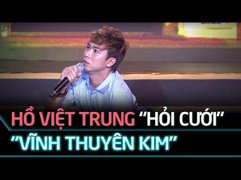 Hồ Việt Trung 'hỏi cưới' Vĩnh Thuyên Kim trên sân khấu | Cặp đôi vàng Tập 3 - Thời lượng: 2:47.
