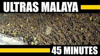 Video 45 MINUTES with ULTRAS MALAYA - AFF SEMIFINAL MALAYSIA vs THAILAND MP3, 3GP, MP4, WEBM, AVI, FLV September 2019