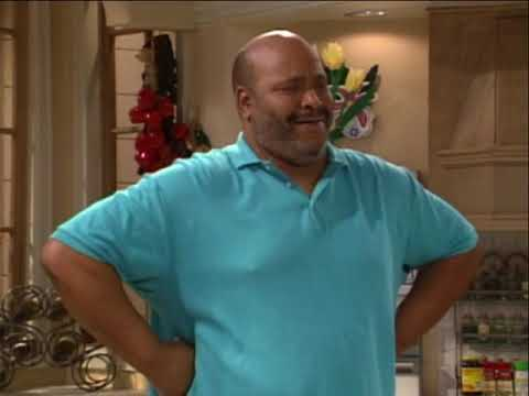 Fresh Prince of Bel-Air — Will's entrance S03 E01
