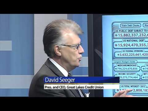 The U.S. Debt Clock: Prepare to be scared