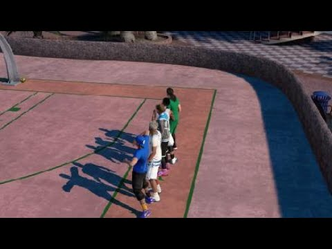 NBA 2K16 throwback!!! Too easy