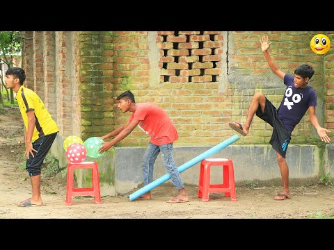Indian New funny Video😄-😅Hindi Comedy Videos 2019-Episode-130--Indian Fun || ME Tv