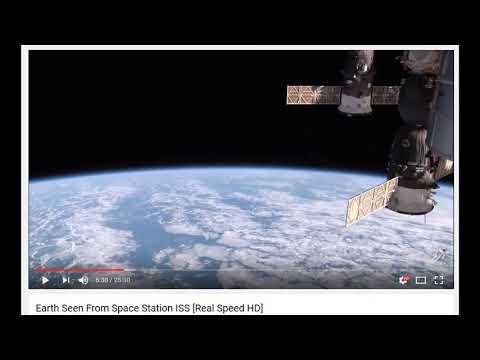 Globo contro la Terra piatta, video vero contro modello in 3D con grandezze reali