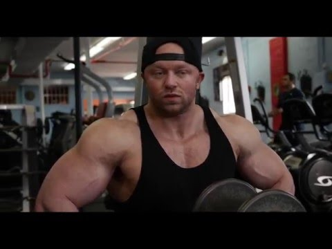 Mike Jirovec 8 weeks out killing arms at coliseum in queens