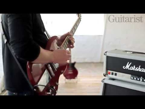 Marshall JCM 25/50 2555X Silver Jubilee review demo