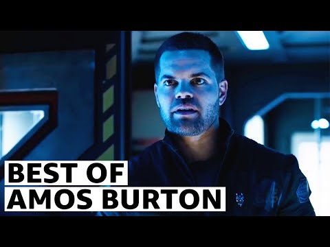 The Expanse TV Show | Best of Amos Burton | Prime Video