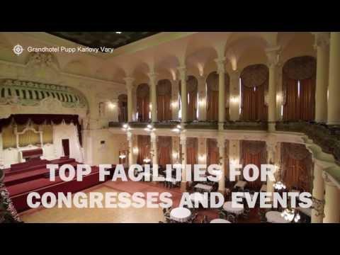 Kongresové a firemní akce v karlovarském regionu (2013)
