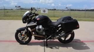 10. For Sale $5,499:  2008 Moto Guzzi Breva 1200 S