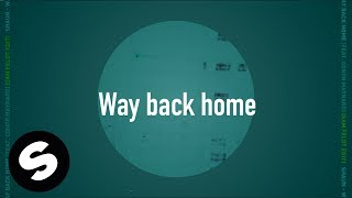 Video SHAUN – Way Back Home (feat. Conor Maynard) [Sam Feldt Edit] (Official Lyric Video) MP3, 3GP, MP4, WEBM, AVI, FLV April 2019