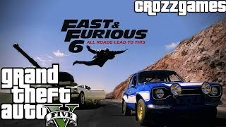 Nonton GTAV Online | Fast and furious 6 | Trailer. Film Subtitle Indonesia Streaming Movie Download
