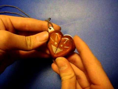 Как сделать медальон желаний