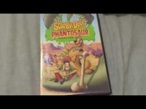 SCOOBY-DOO! LEGEND OF THE PHANTOSAUR DVD Overview!