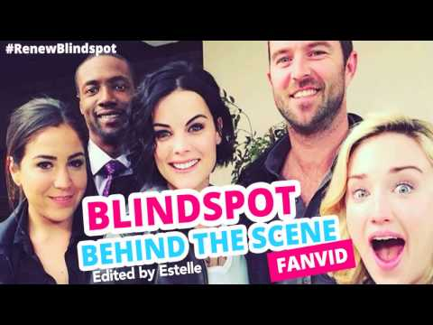 Blindspot - Behind The Scene - Bloopers