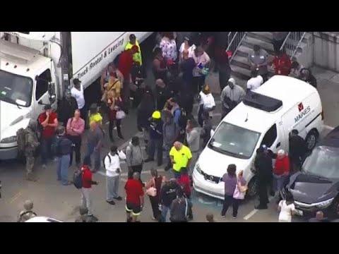 ΗΠΑ: Τρεις νεκροί από τα πυρά ενόπλου στο Μέριλαντ