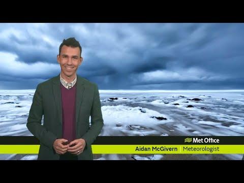 Monday evening forecast 15/04/2019