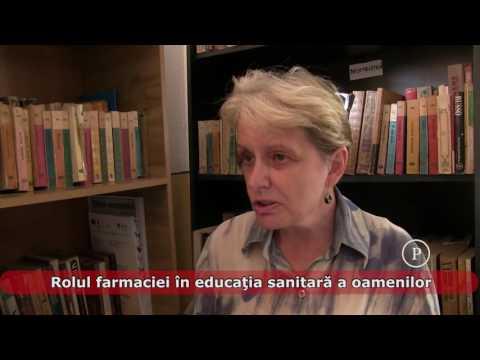 Rolul farmaciei în educaţia sanitară a oamenilor