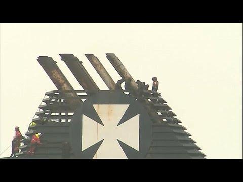 Δεκάδες συλλήψεις στο λιμάνι του Καλαί