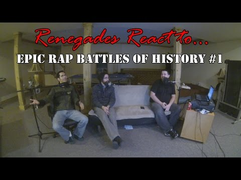Renegades React to... Epic Rap Battles of History Bill Nye vs. Sir Issac Newton