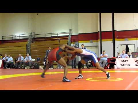 Guelph Open 2012: 66 kg Cruiz Manning vs. Kyle Rose