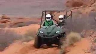 8. ATV Television Test - 2008 Kawasaki Teryx 750 Part 1