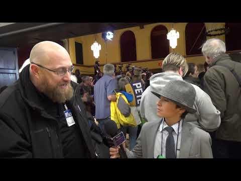 Iowa Pete Buttigieg supporter