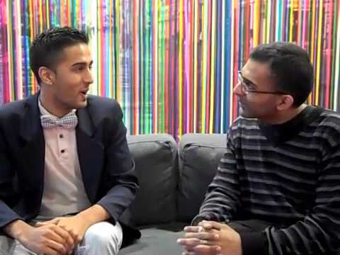 Murtz - Murtz Jaffer interviews Aneal Ramkissoon, the third evicted houseguest from Big Brother Canada. This interview took place on March 15, 2013. I caught up with...