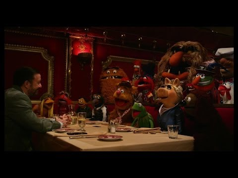 Official Trailer | Muppets Most Wanted