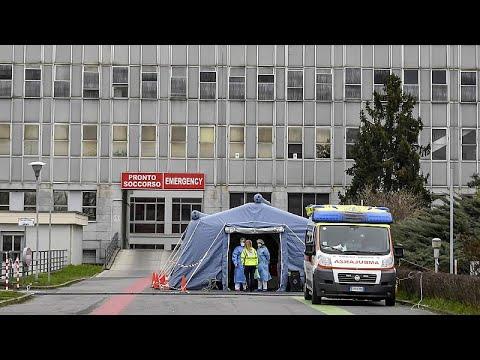 Italien: Schulen und Unis werden wegen Coronavirus gesc ...