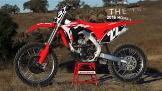 7. 2018 Honda CRF250 - Dirt Bike Magazine