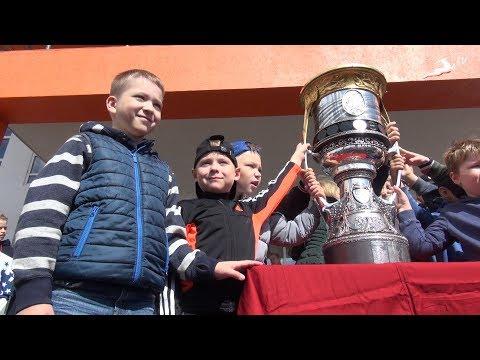 Кубок Гагарина - в Нижнем Новгороде