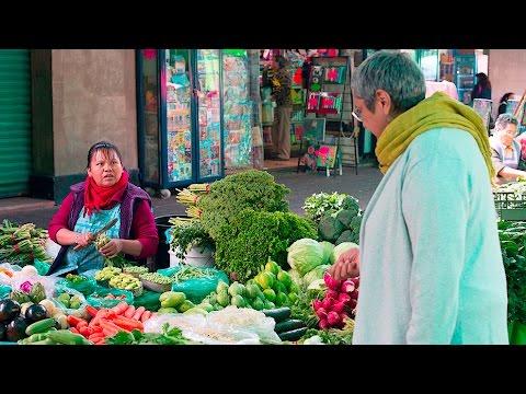 Mexico City's Markets