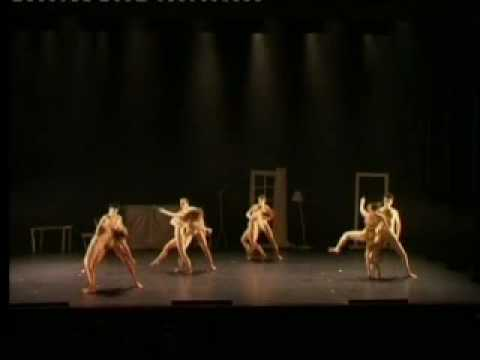 KAMEA DANCE COMPANY presents: THE NAKED TRUTH by Tamir Ginz