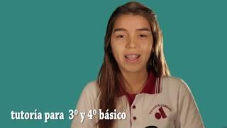 Tutoría matemática 3º y 4º básico