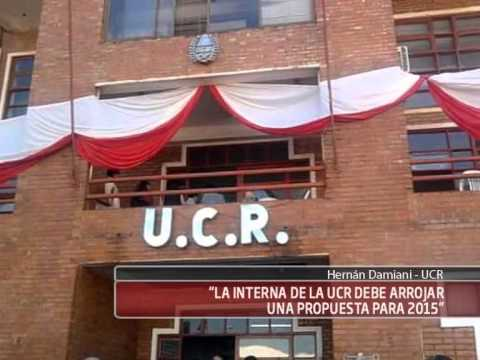 Internas UCR: