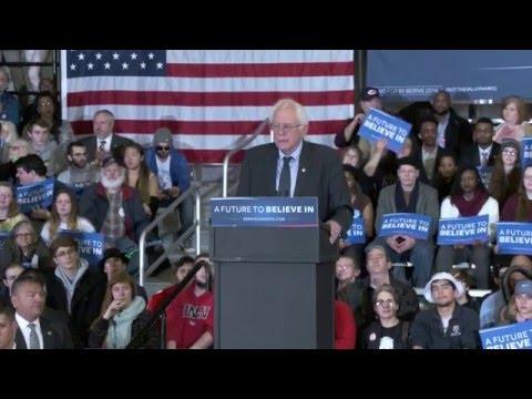 People Are Exhausted | Bernie Sanders
