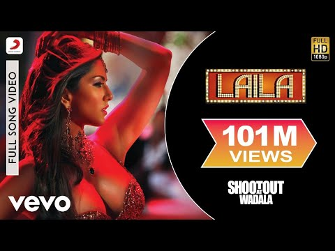 Video Laila - Shootout At Wadala | Sunny Leone | John Abraham download in MP3, 3GP, MP4, WEBM, AVI, FLV January 2017