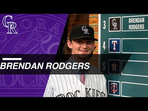 Video: Top Prospects: Brendan Rodgers, SS, Rockies