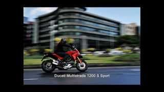 7. 2012 Ducati Multistrada 1200 S Sport